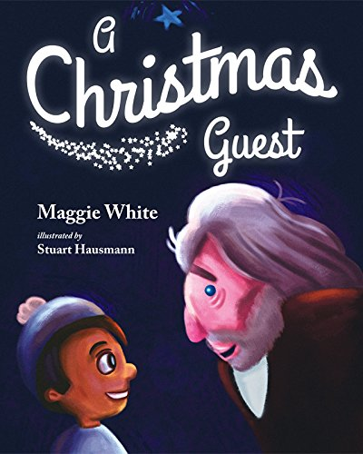 A Christmas Guest: White, Maggie