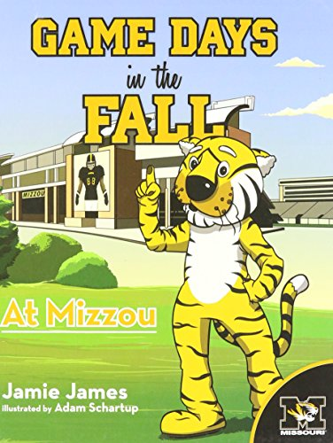 9781620868300: Game Days in the Fall at Mizzou