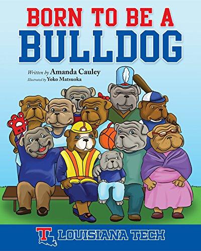 Born to Be a Bulldog: Cauley, Amanda