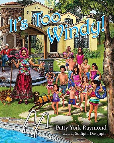 It's Too Windy!: York Raymond, Patty