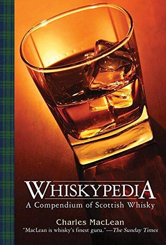 9781620871072: Whiskypedia: A Compendium of Scottish Whisky