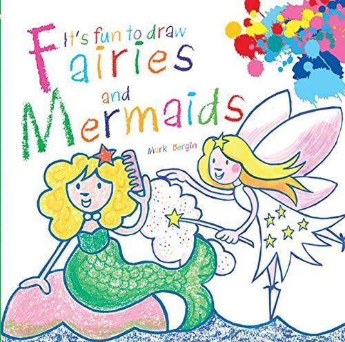 9781620871126: It's Fun to Draw Fairies and Mermaids