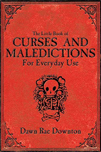 9781620871904: The Little Book of Curses and Maledictions for Everyday Use