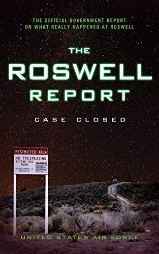 9781620872048: The Roswell Report: Case Closed