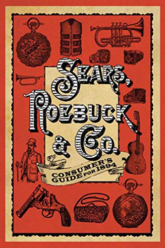 9781620873717: Sears Roebuck & Co. Consumer's Guide for 1894