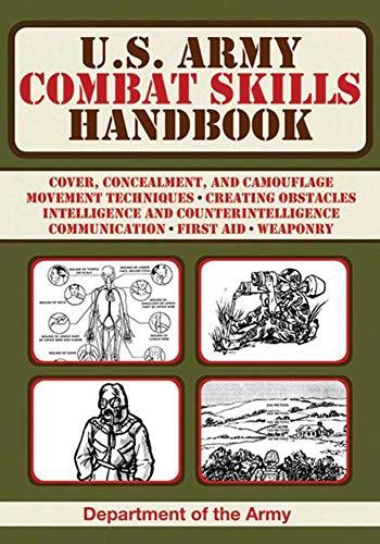 9781620874776: U.S. Army Combat Skills Handbook (US Army Survival)