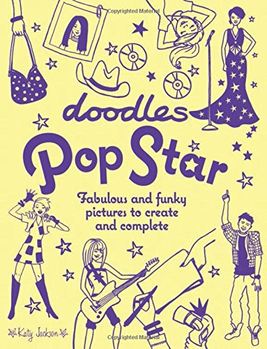 9781620875315: Doodles Pop Star: Fabulous and Funky Pictures to Create and Complete