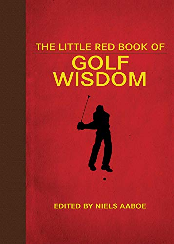9781620876121: The Little Red Book of Golf Wisdom (Little Red Books)