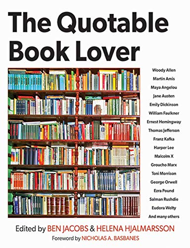 The Quotable Book Lover (Paperback)