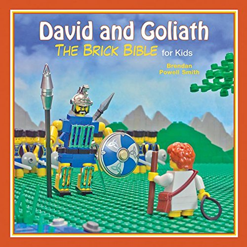 9781620879825: David and Goliath: The Brick Bible for Kids