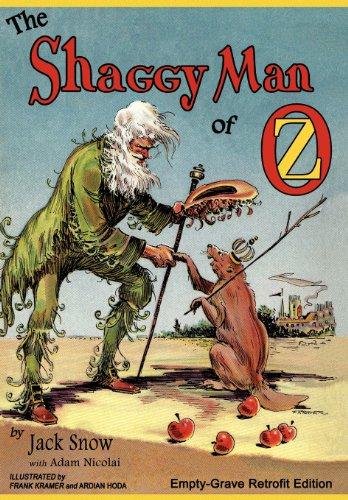 9781620890059: The Shaggy Man of Oz: Empty-Grave Retrofit Edition