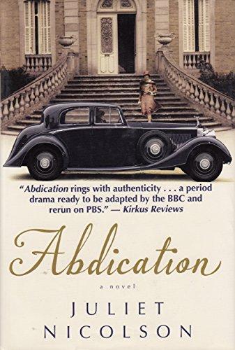 9781620900062: Abdication - Large Print Edition