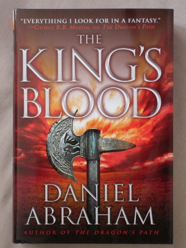 9781620900666: The King's Blood (The Dagger and the Coin, 2)