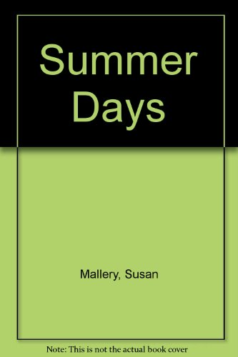 9781620901274: Summer Days