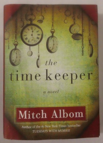 The Time Keeper (Large Print Edition): Mitch Albom