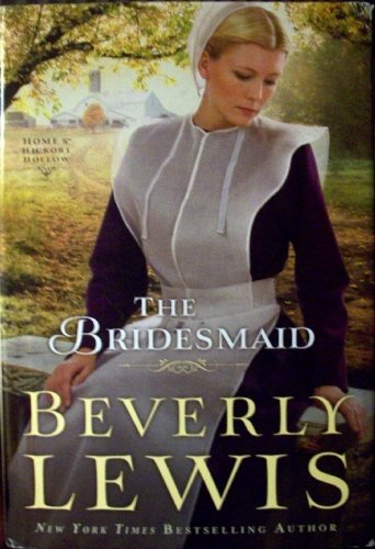The Bridesmaid (Large Print): Beverly Lewis
