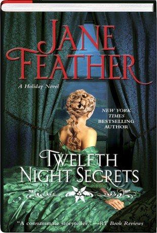 Twelfth Night Secrets (A Holiday Novel): Jane Feather