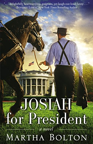Josiah for President: Martha Bolton