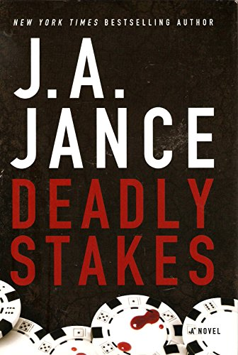 9781620909935: Deadly Stakes (Large Print Ed.)
