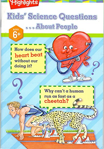 9781620910085: Kids' Science Questions       About People