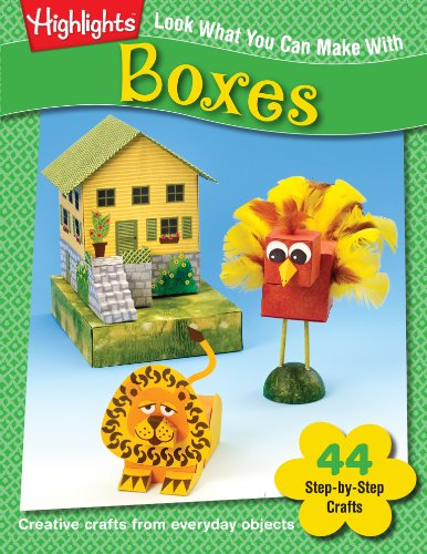 9781620915059: Look What You Can Make With Boxes