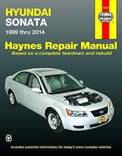 9781620920848: Hyundai Sonata 1999 Thru 2014 (Haynes Automotive Repair Manuals)