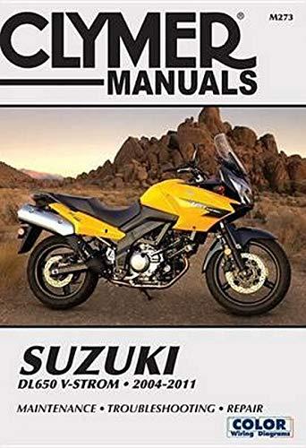 9781620921524: Suzuki DL650 V-Strom 2004-2011 (Clymer Manuals)