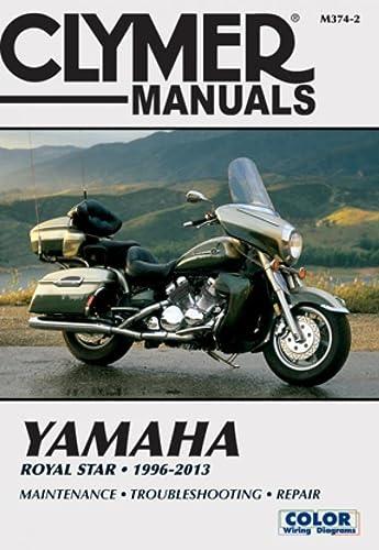 Yamaha Royal Star 1996-2013 (Paperback): Editors Of Haynes Manuals