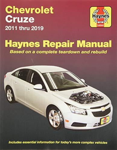 Chevrolet Cruze Automotive Repair Manual 2011-15 (Paperback): Jeff Killingsworth, John