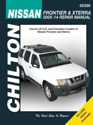 9781620922385: Nissan Frontier & Xterra Chilton Automotive Repair Manual 2005-14