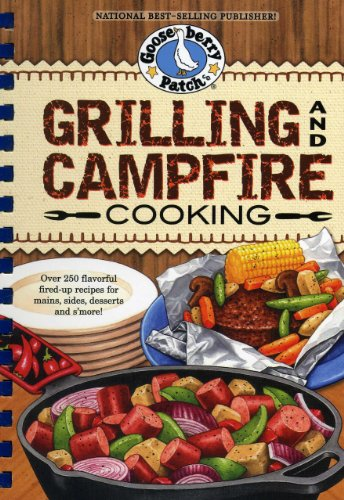 9781620930861: Grilling and Campfire Cooking (Everyday Cookbook Collection)