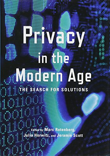 9781620971079: Privacy in the Modern Age: The Search for Solutions
