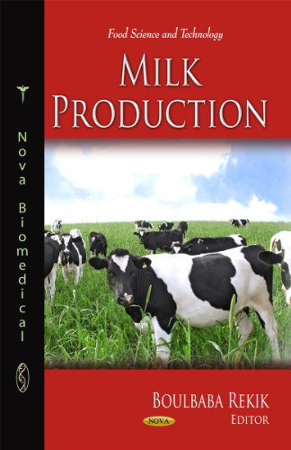9781621000617: Milk Production (Food Science and Technology)