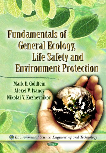Fundamentals of General Ecology, Life Safety and: Goldfein, Mark D.