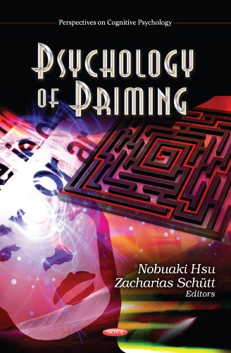 9781621003649: Psychology of Priming (Perspectives on Cognitive Psychology)