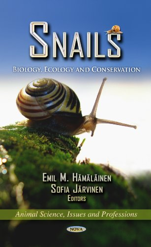 Snails: Biology, Ecology and Conservation (Animal Science, Issues and Professions)