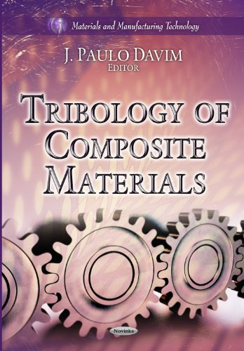 Tribology of Composite Materials (Materials and Manufacturing Technology)