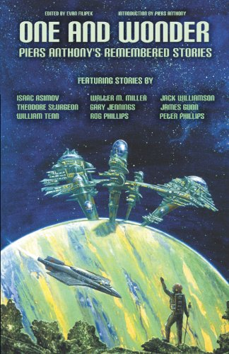 One and Wonder: Piers Anthony's Remembered Stories: Asimov, Isaac