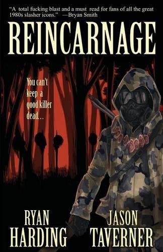 Reincarnage (Paperback): Ryan Harding, Jason