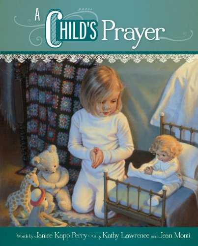 9781621081272: A Childs Prayer