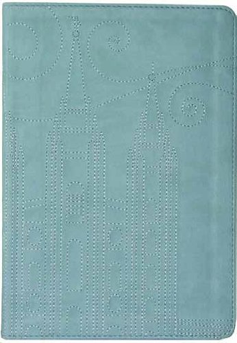 9781621082767: Blue Stitched Temple Journal