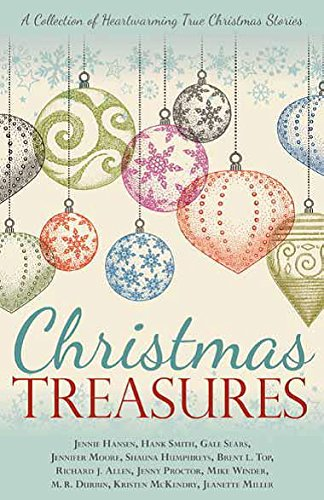 9781621088790: Christmas Treasures: A Collection of Heartwarming True Christmas Stories