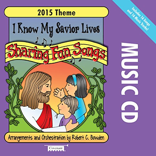 9781621089667: Sharing Fun Songs: I Know My Savior Lives