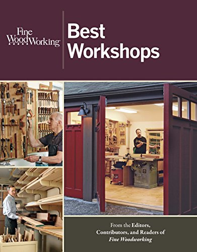 Fine Woodworking Best Workshops: Editors of Fine Woodworking