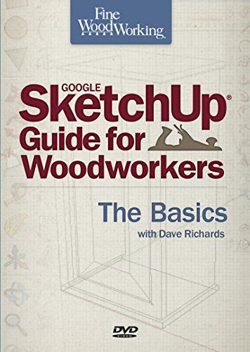 9781621134282: Fine Woodworking SketchUp® Guide for Woodworkers - The Basics