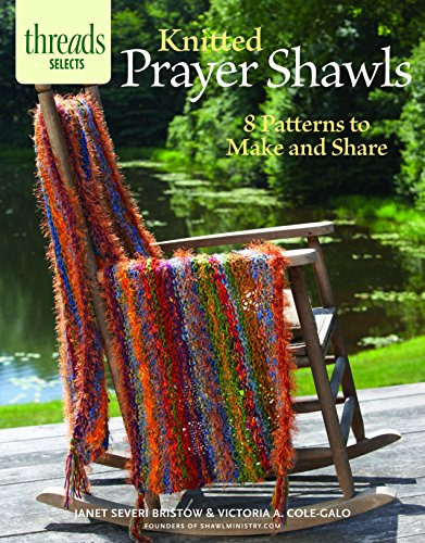 9781621137696: Knitted Prayer Shawls: 8 patterns to make and share (Threads Selects)