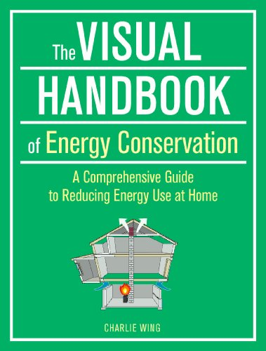 The Visual Handbook of Energy Conservation: A Comprehensive Guide to Reducing Energy Use at Home (1621139565) by Charlie Wing
