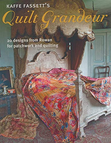 9781621139768: Kaffe Fassett's Quilt Grandeur: 20 designs from Rowan for patchwork and quilting