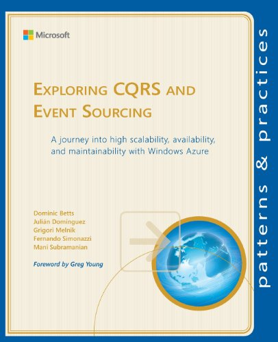 9781621140252: Exploring CQRS and Event Sourcing