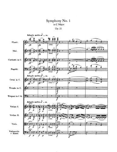 9781621180791: Schubert - Symphonies 1, 2, 3, and 4 in Full Score